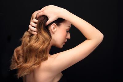 髪の毛・髪型