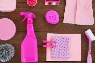 洗濯・掃除道具
