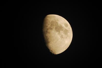 宇宙・銀河・月