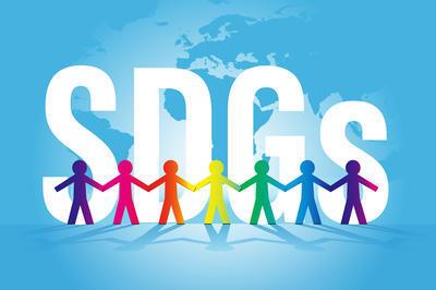 SDGs(エス・ディー・ジーズ)持続可能な開発目標のイメージ