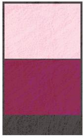 手描き おしゃれなクレヨン模様の背景 ワインレッド