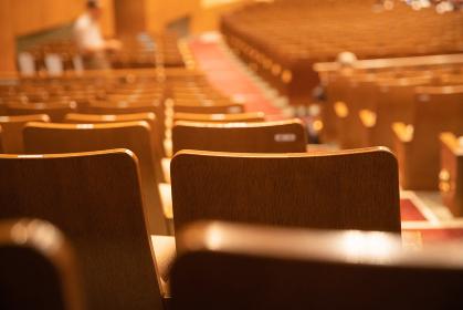 劇場の座席