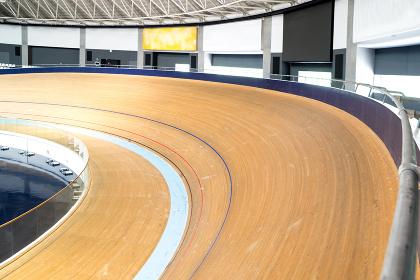 室内競技場・自転車