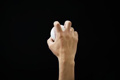 ナックルボールの握り方