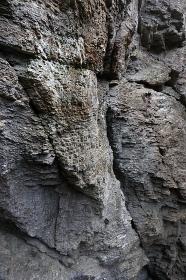 クライミングウォール (岩壁)(縦構図)