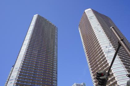 武蔵小杉駅近辺のタワーマンション