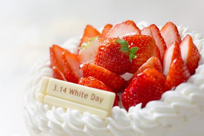 ホワイトデーケーキ
