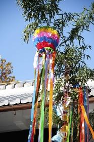 道修町 神農祭の装飾