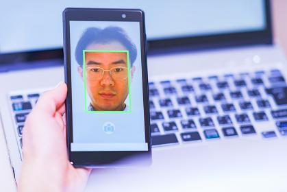 顔認証 セキュリティ eKYC DX【認証のデジタル化のイメージ】