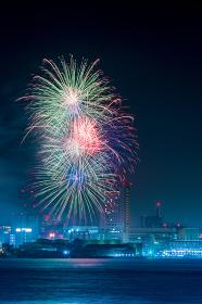 下関の花火大会(山口県)