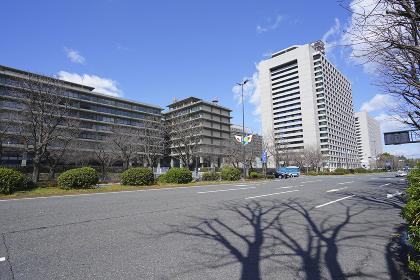 霞が関官庁街