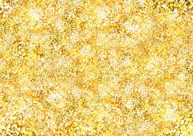 豪華なゴールドグリッターのテクスチャ素材