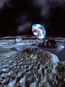 宇宙砂漠と地球