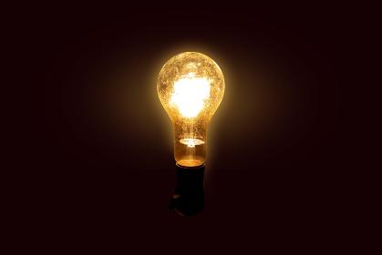 電球 アイデアのイメージ 1841S