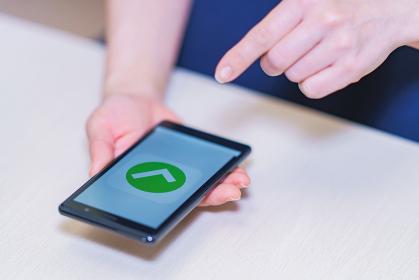 デジタル認証 スマホ認証 ベリファイ 【認証のデジタル化のイメージ】
