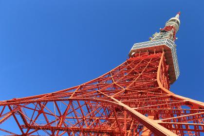 東京タワー 港区 東京 日本