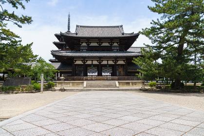 法隆寺 (奈良県 2020/06/04撮影)