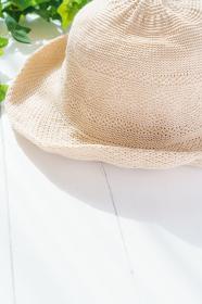 夏用の帽子