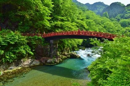 日光二荒山神社 神橋