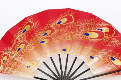 日本舞踊の扇子