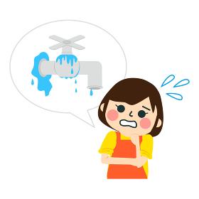 家のトラブル / 水漏れ