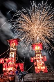 石川県・能登町 恋路火祭り 2018
