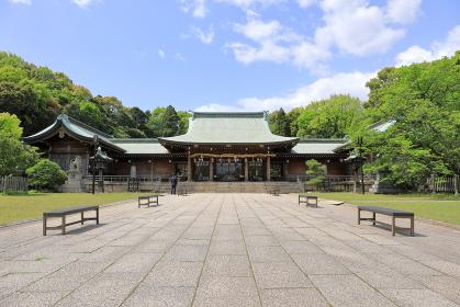 大分護国神社