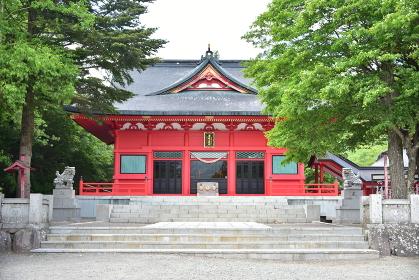群馬県 赤城神社