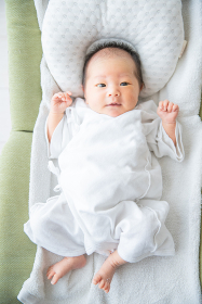 新生児(0歳0ヶ月)