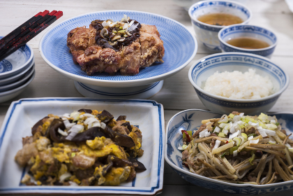 中華の食卓