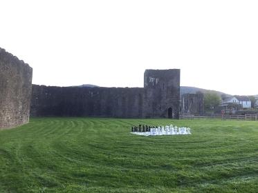 城とチェス(イギリス)