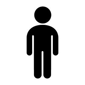 人間 人物 ピクトグラム 棒人間 アイコン