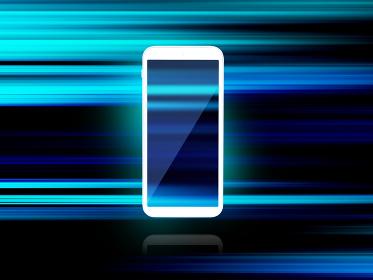 汎用スマートフォン 高速通信のイメージ 1403B