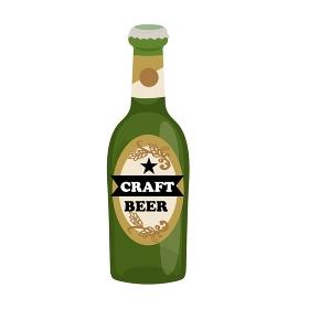クラフトビール イラスト
