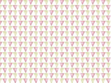 背景素材 水彩パターン 鱗柄 三角