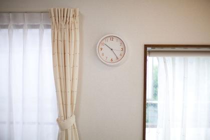 子供部屋の掛け時計
