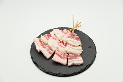 豚バラ串3本