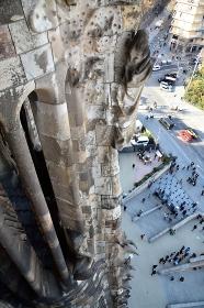 サグラダ・ファミリア、バルセロナ、スペイン