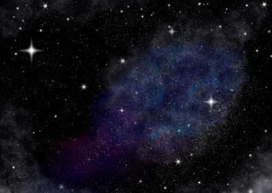 夜空・宇宙のイメージ