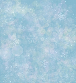 冬の背景用イラスト