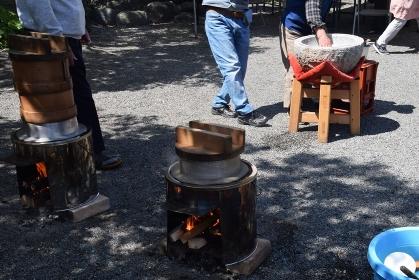 餅つき・残したい日本の伝統文化