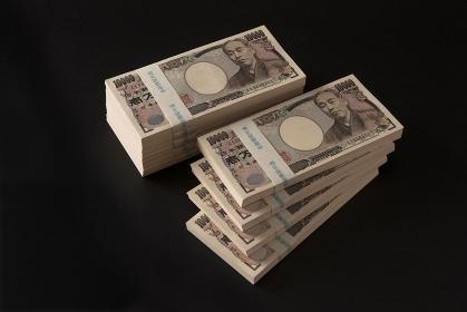 900万円の札束