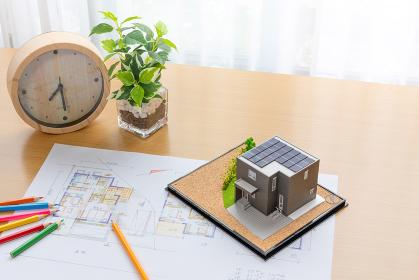 不動産 住宅設計イメージ