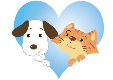 犬と猫のホワイトデー