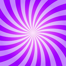 放射状A 紫