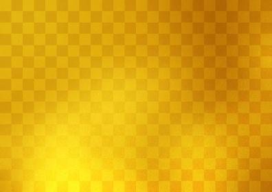 背景素材 金色市松 和風 0180WG