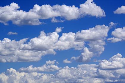 モンゴルの空