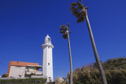 房総半島最南端にある野島崎灯台