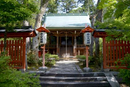 赤山禅院 本殿 京都市左京区