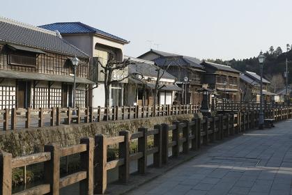 風情漂う日本の街並み